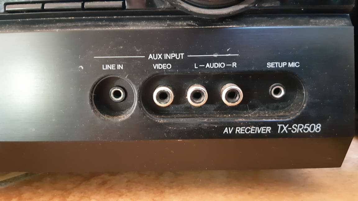Yamaha surround speaker set and receiver Onkyo - PS Auction