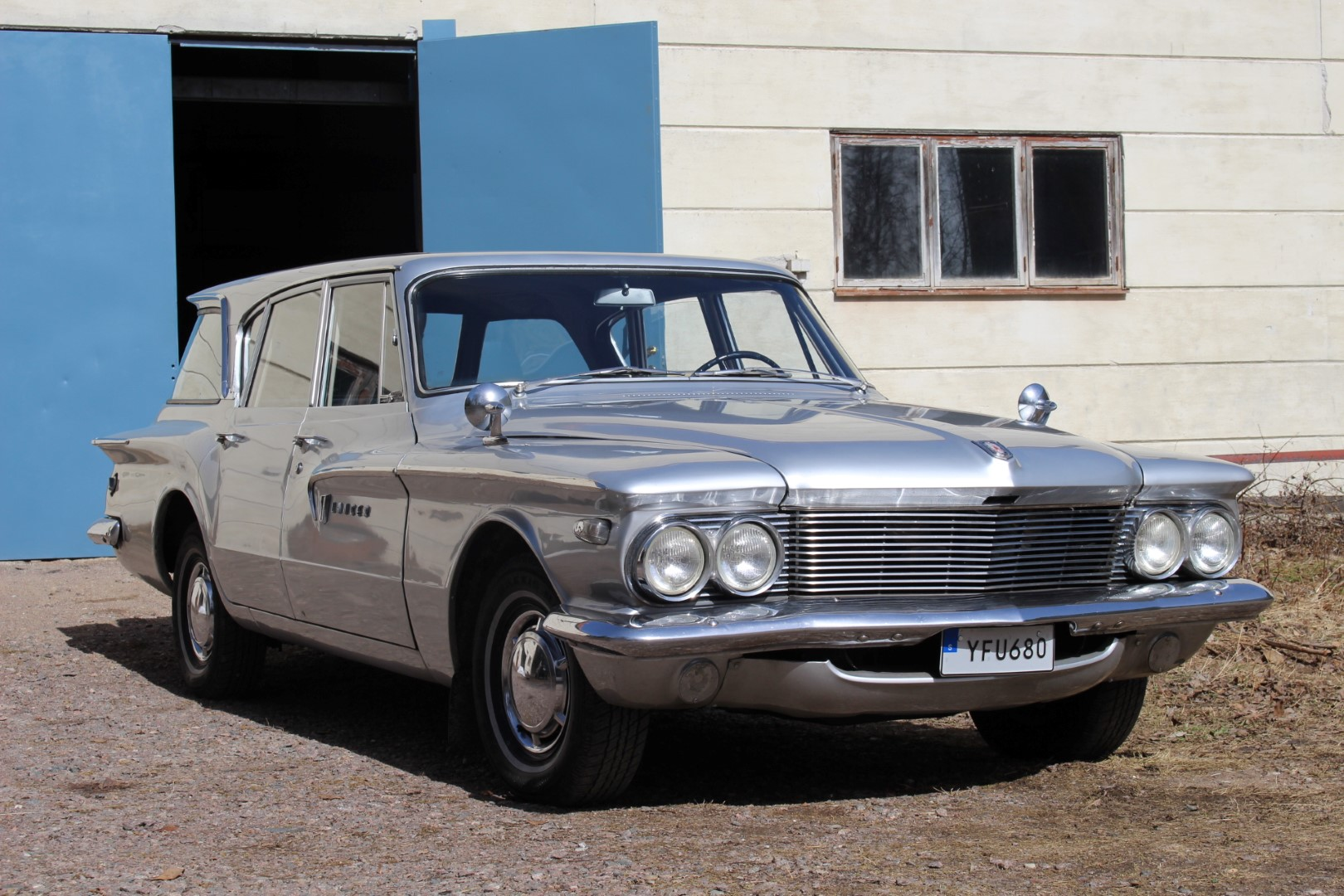 Dodge Lancer 170 Wagon 3 7 1961 3406mil 147hk Ps Auction We Value The Future Largest In Net Auctions