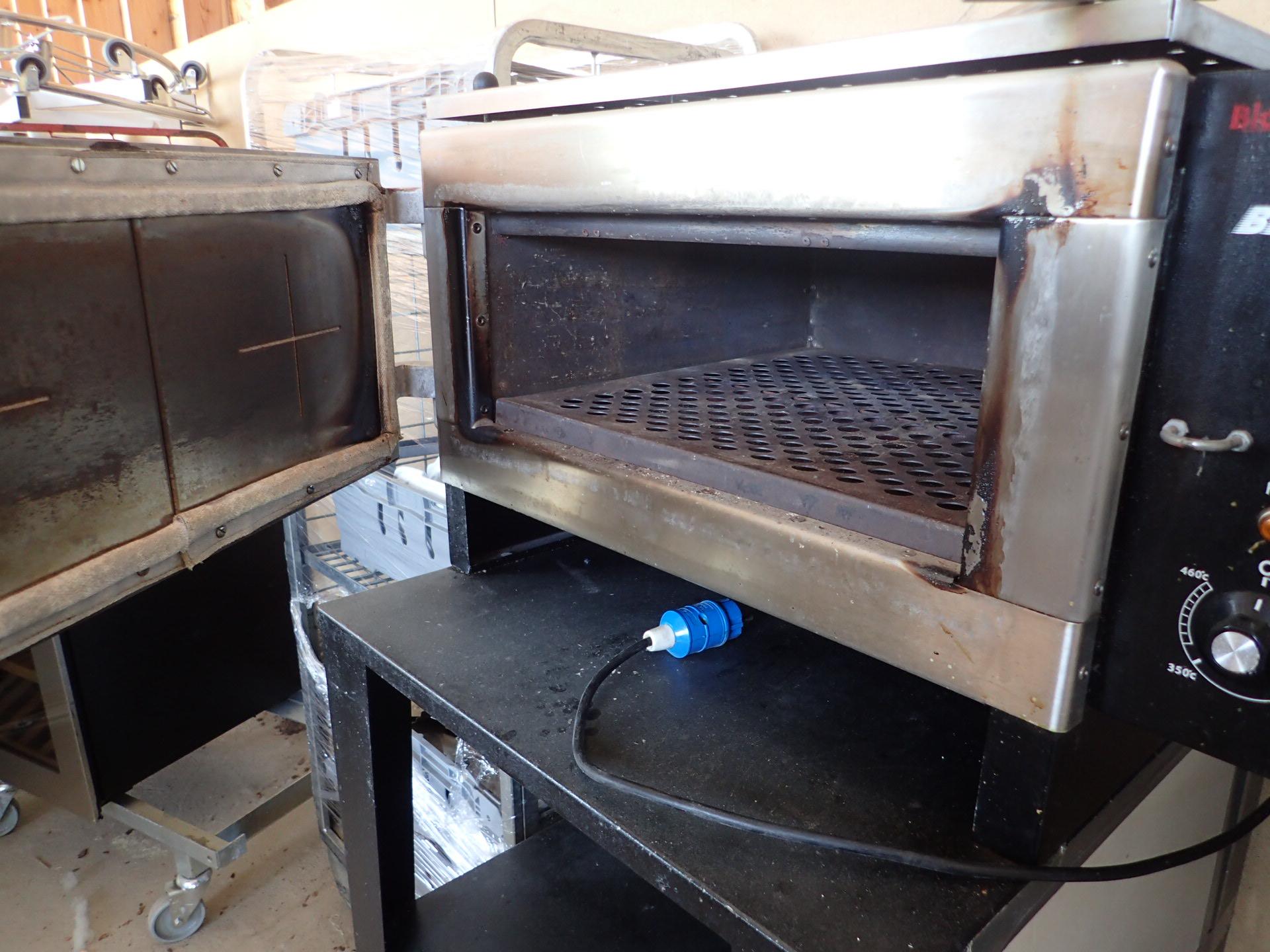 Black Rock grill med tillbehör Nätauktioner