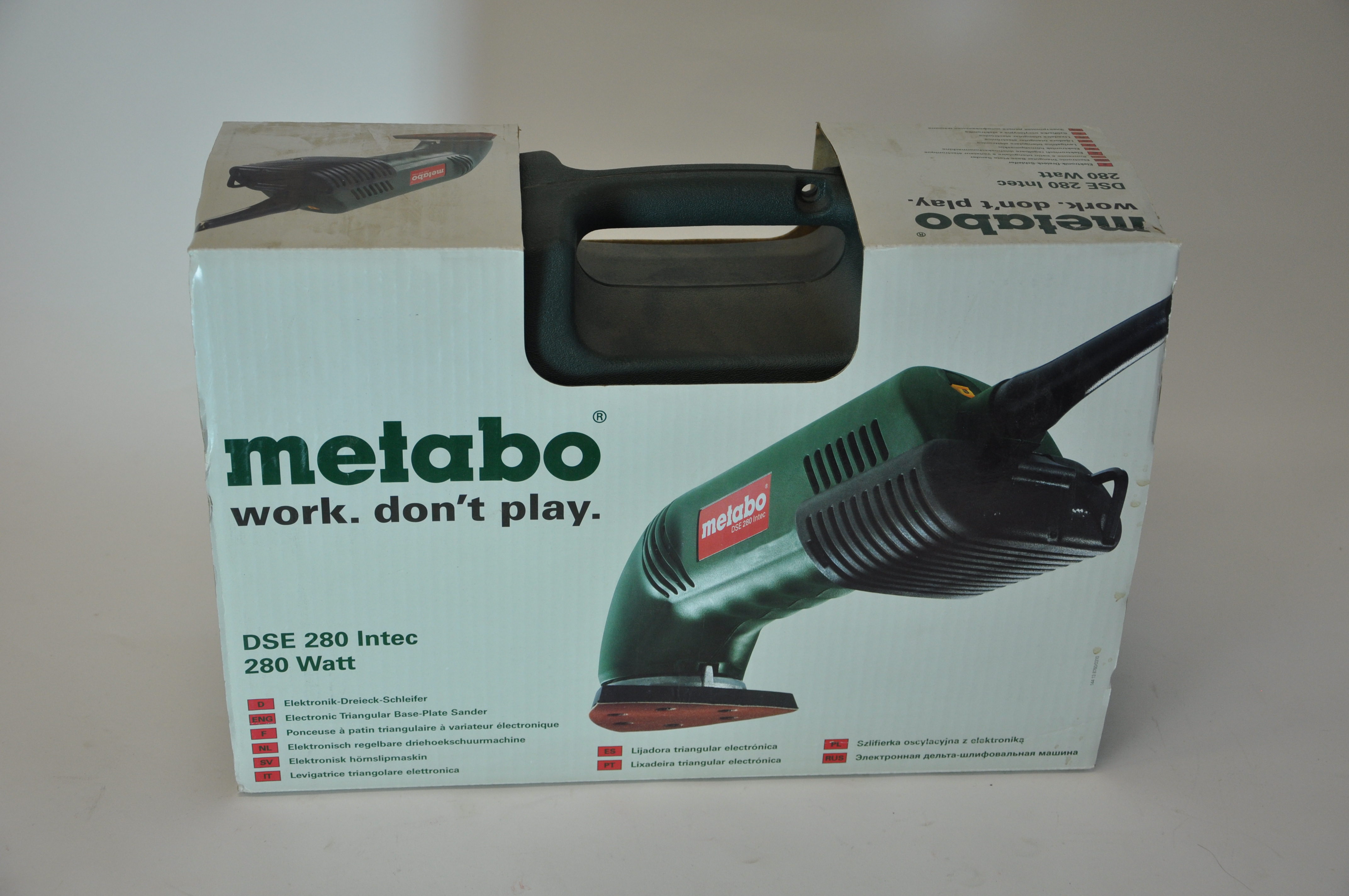 metabo dse 280 tip grinder ps auction we value the future largest in net auctions