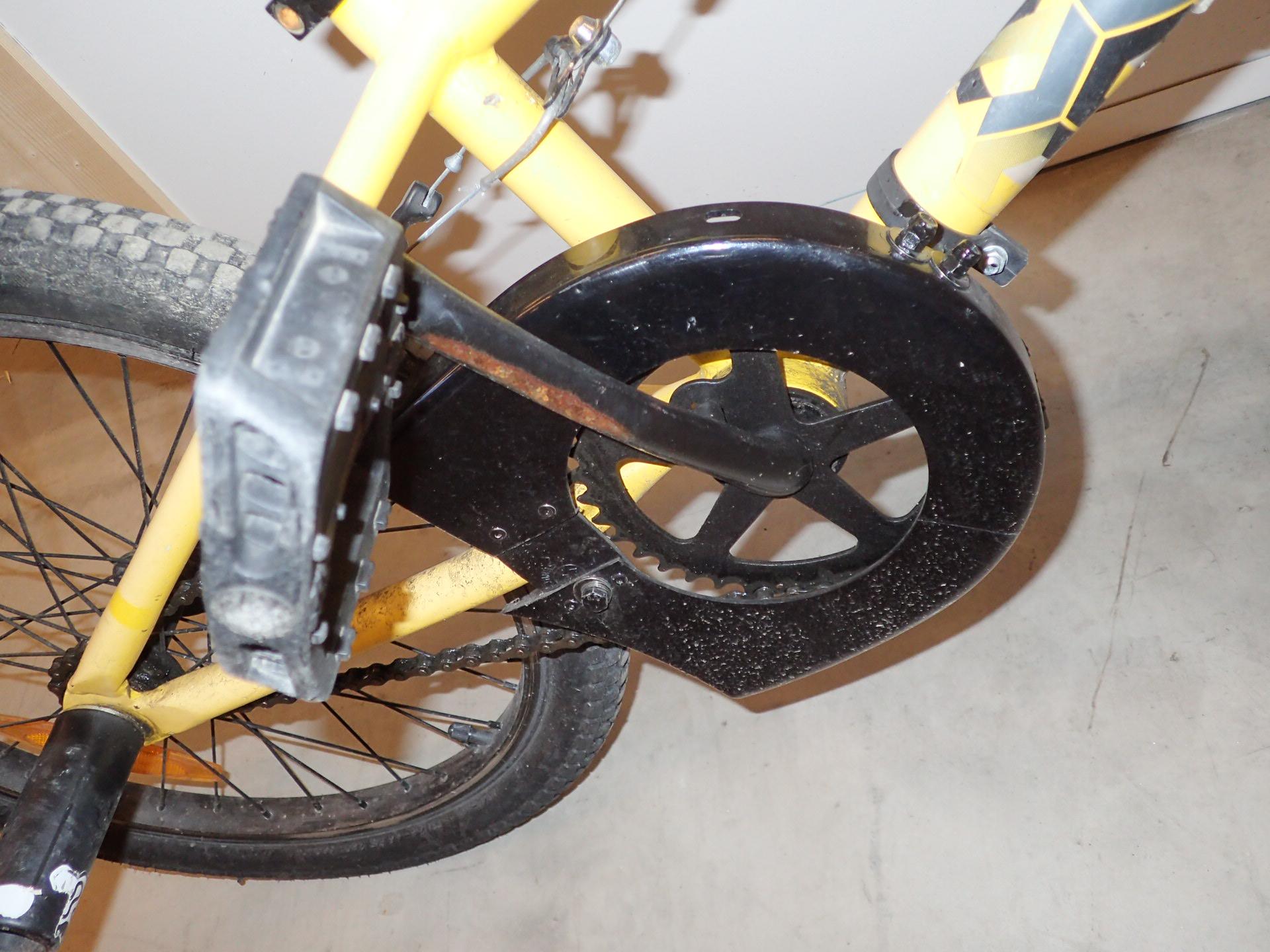 oxie moped och cykel service