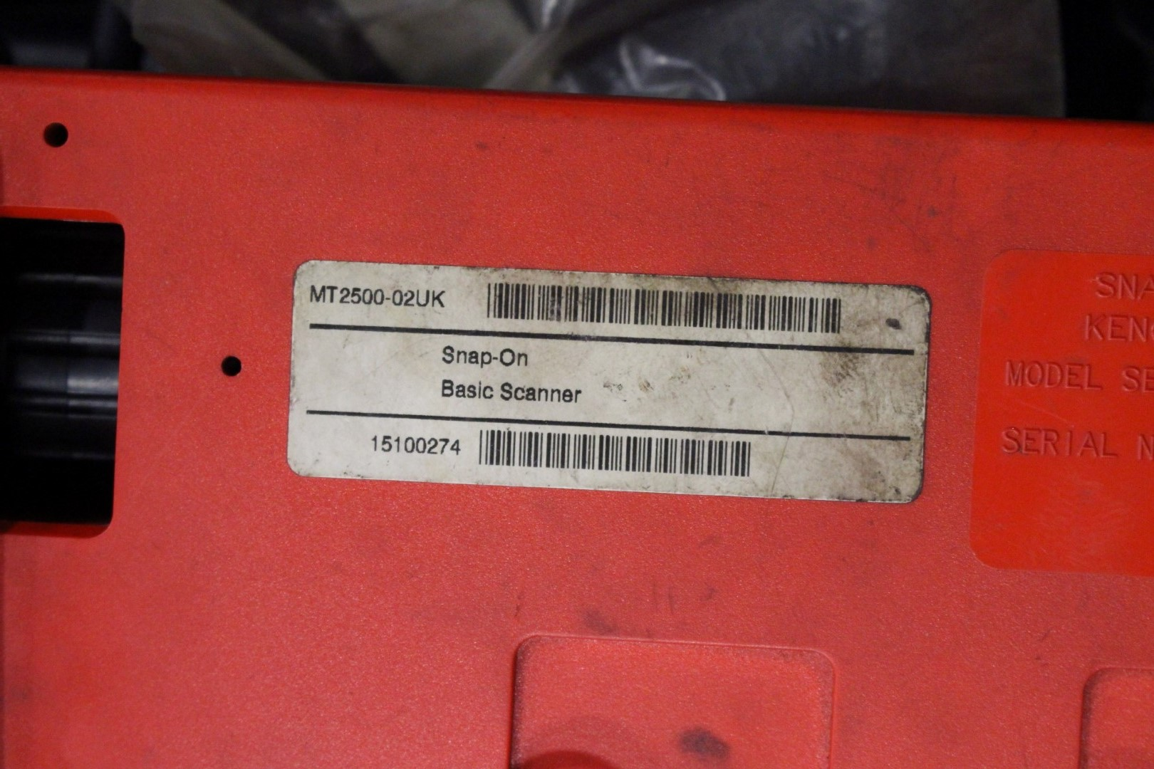 Diagnostic tool for car, Snap on diagnostic scanner, MT2500 - PS