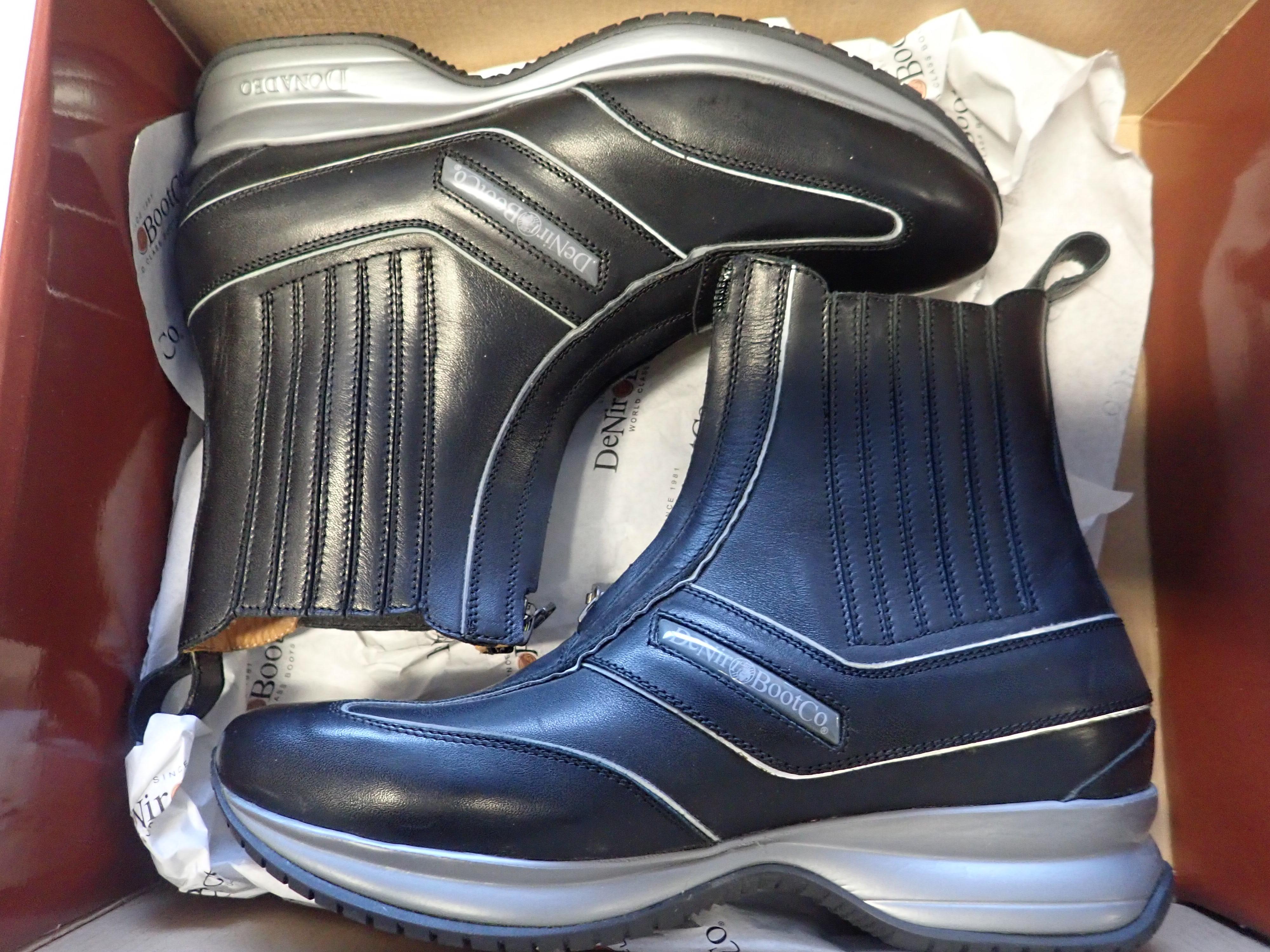 2 par nya boots från DeNir BootCo och Toggi stl 38