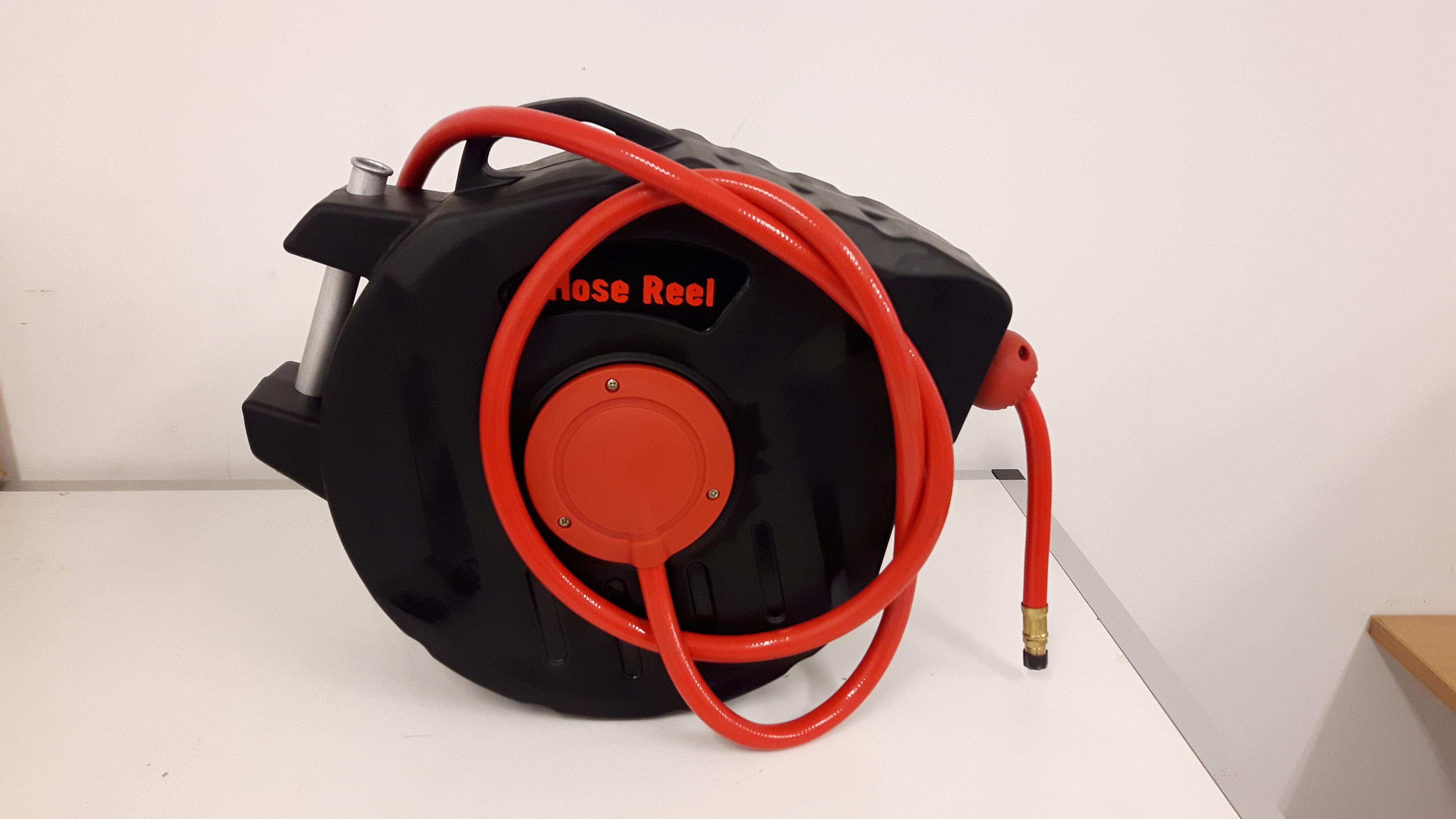 Unika Slangvinda för tryckluft 20+1m (ny) - Fri frakt - PS Auction – Vi FI-61