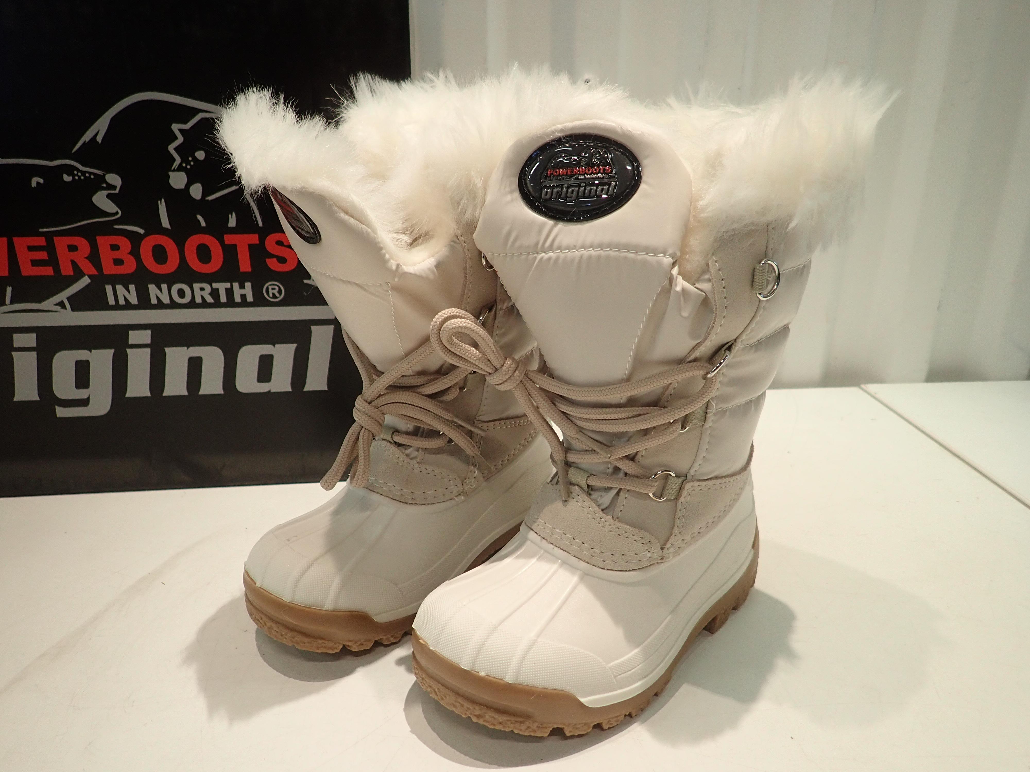 Power boots original storlek 2728 Nätauktioner
