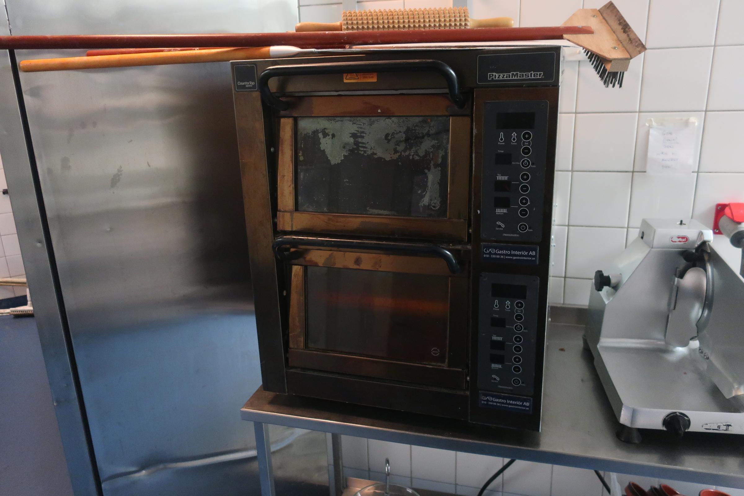 Pizza Oven Bakepartner Pizzamaster Ps Auction We Value