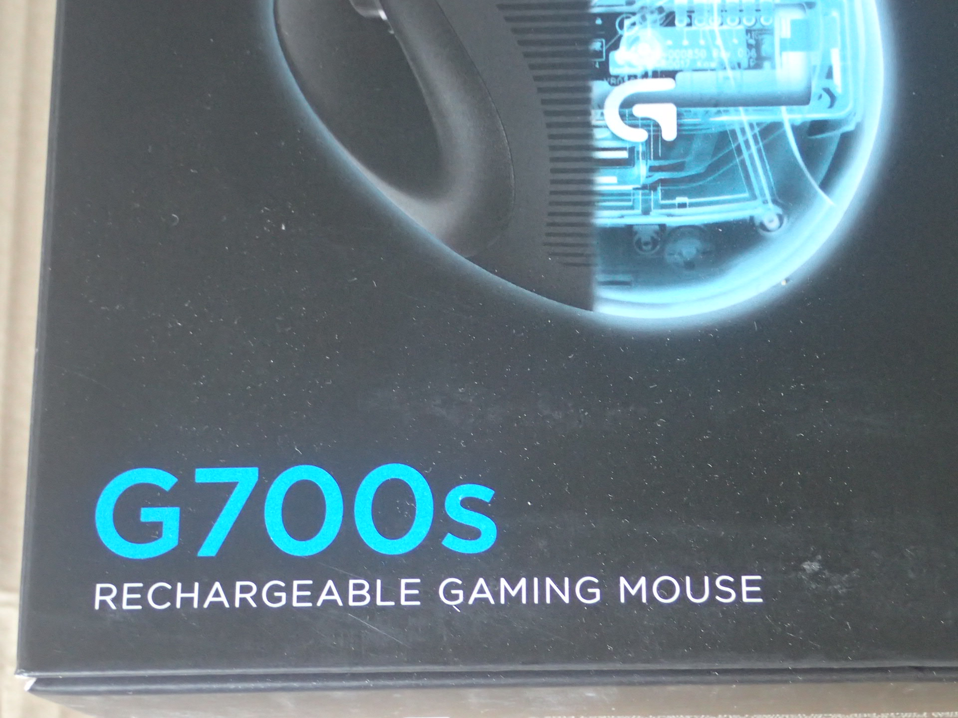 Logitech G700S gaming mouse - PS Auction