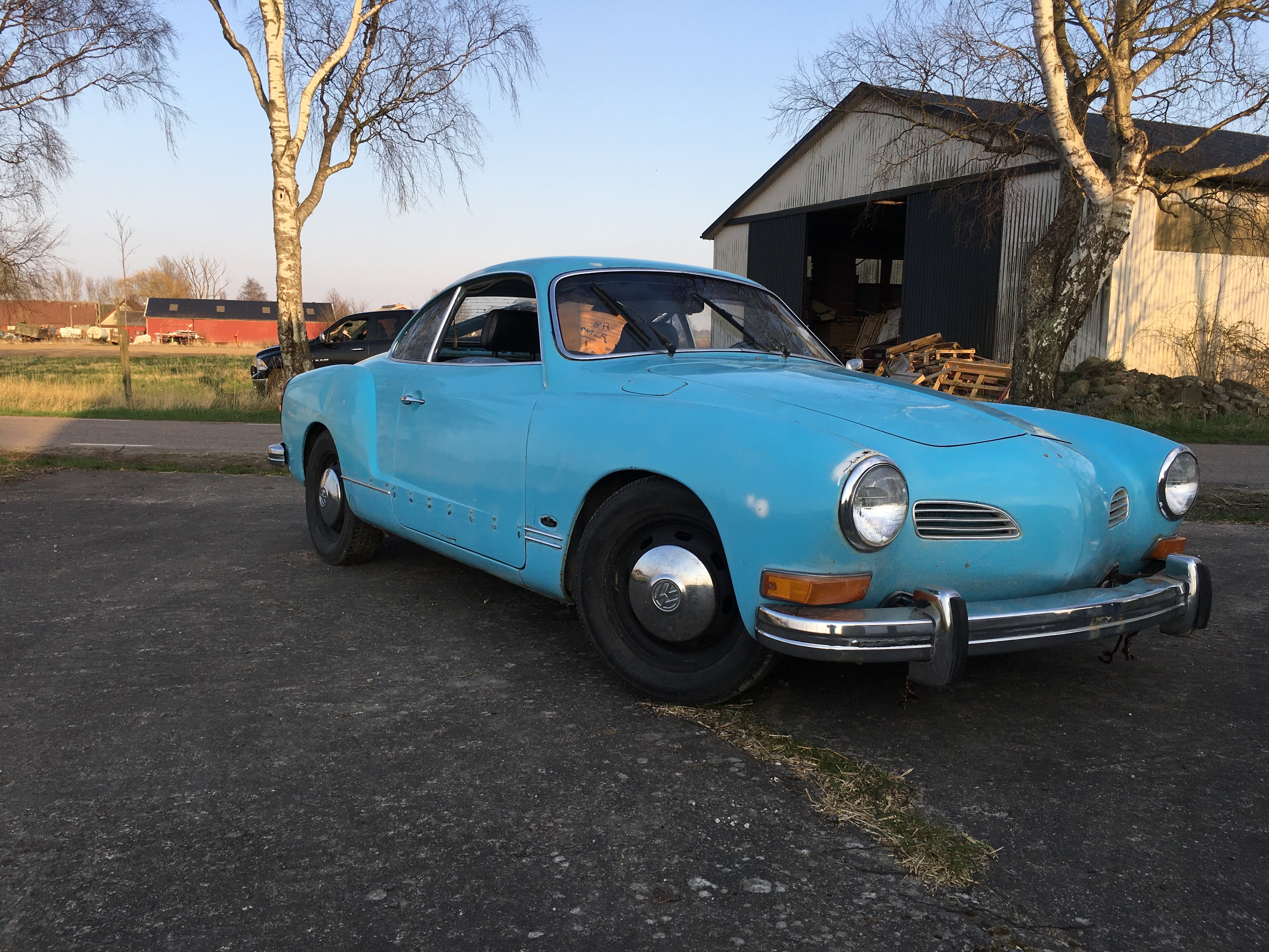 a project march trailer auctions lot for no on img listing sale karmann reserve bat bring volkswagen sold ghia