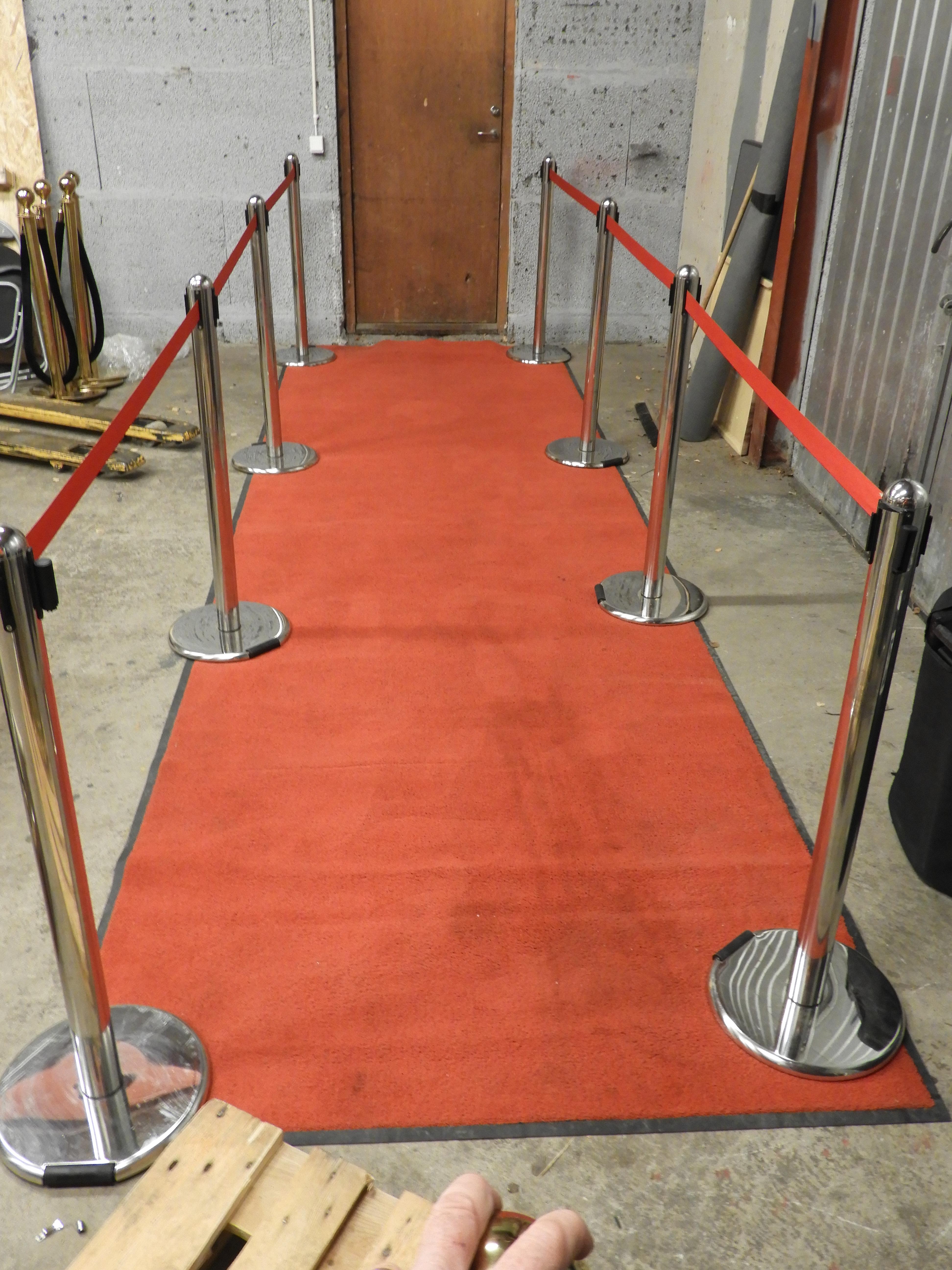 red carpet skövde