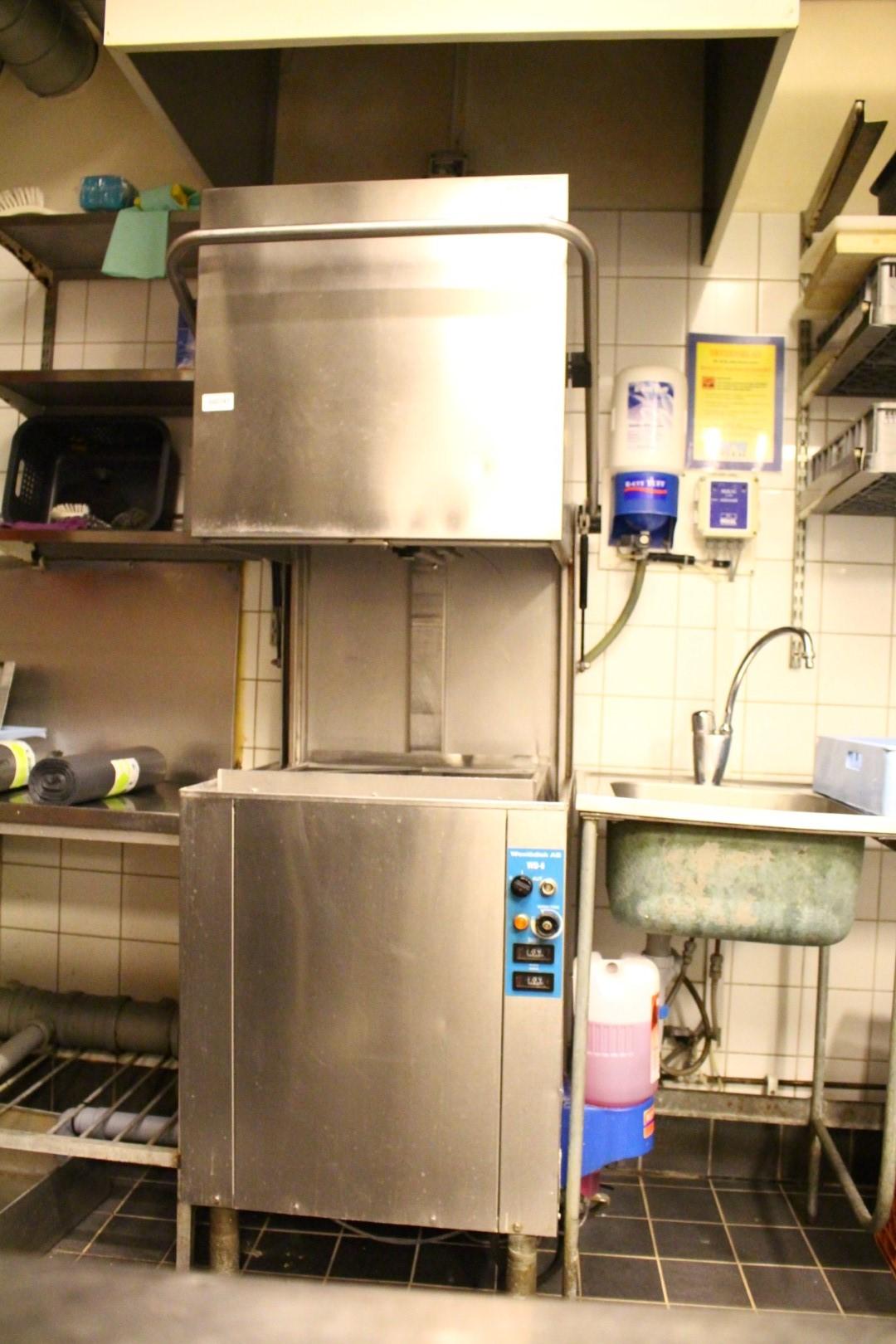 Inredning diskmaskin bosch : Diskmaskin , Wexiödisk, och Diskbänkar - PS Auction