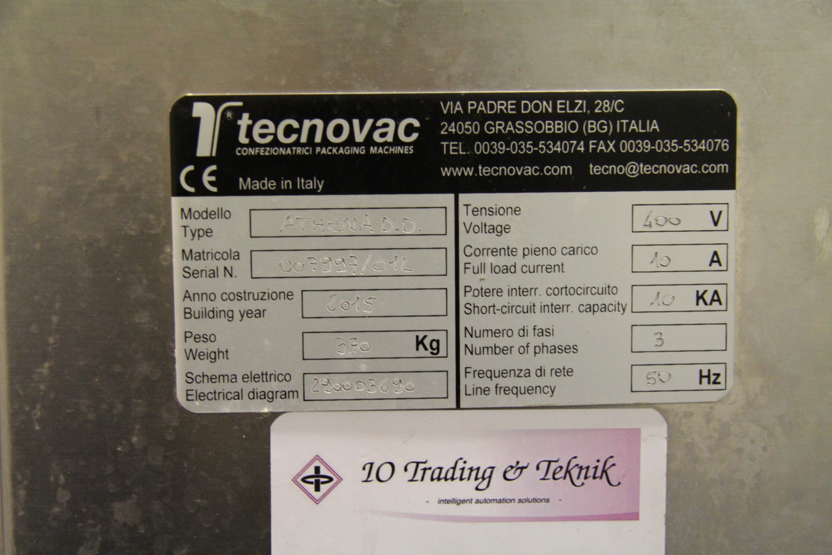 Schema Elettrico Golf 7 : Complete line: technovac athena dual tray sealer. 15 ps auction