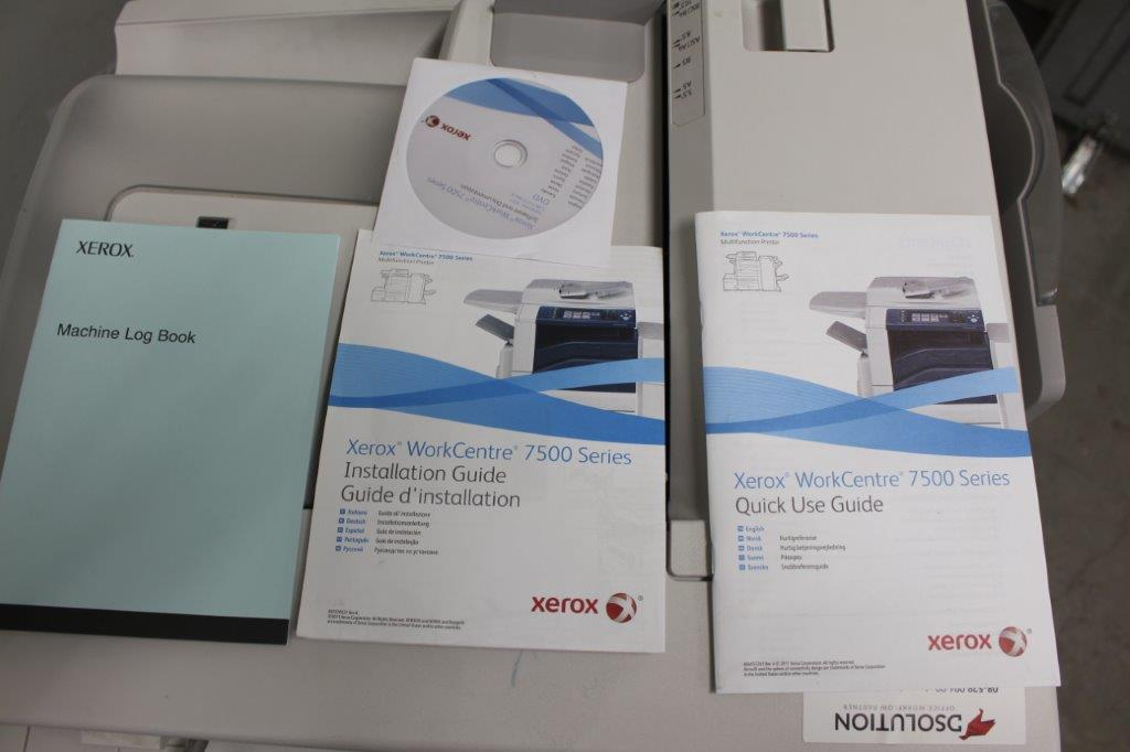Multifunction Printer Xerox Workcentre 7530 - PS Auction - We value