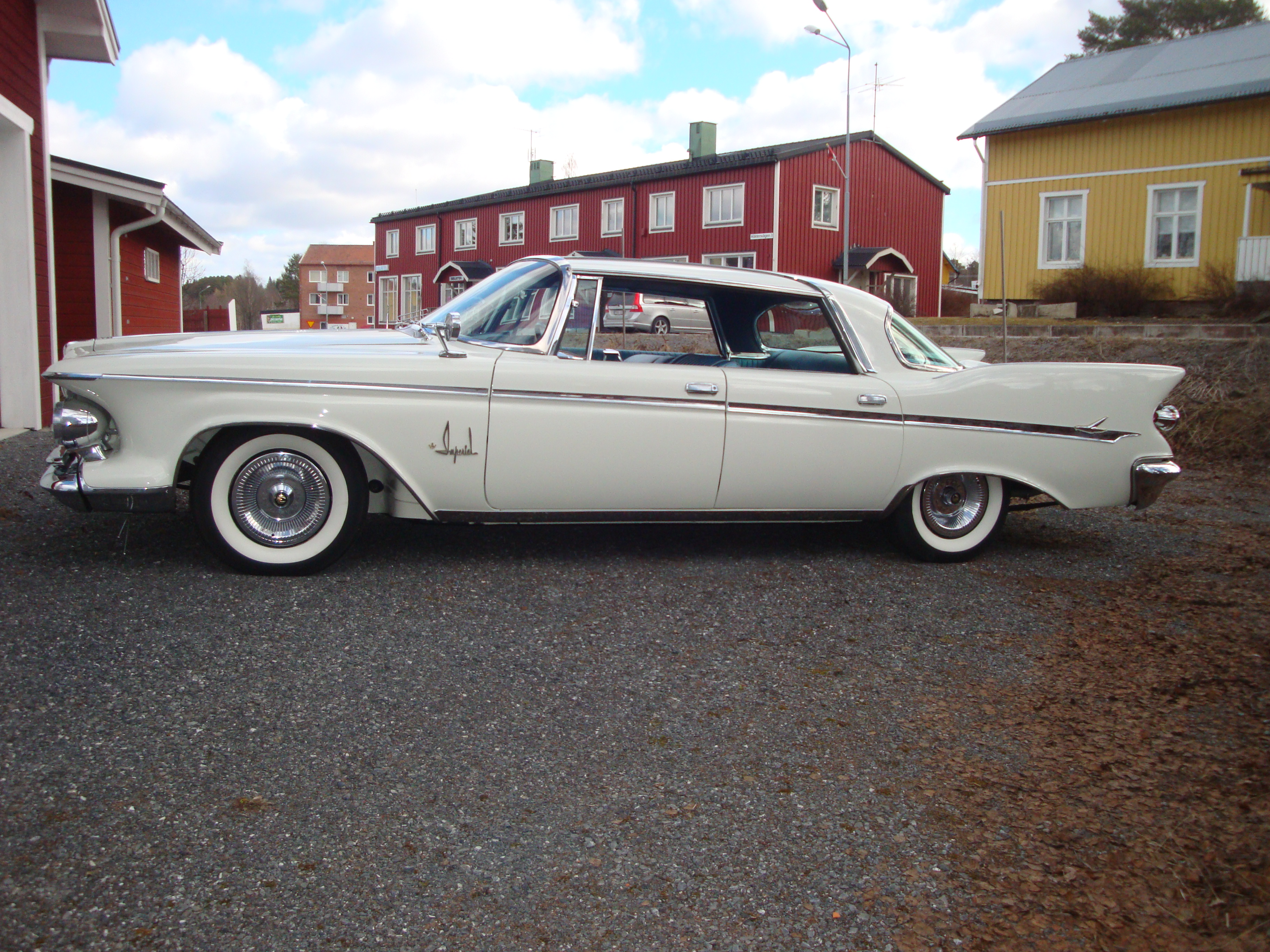 Chrysler Imperial 61 Showcases car PS Auction