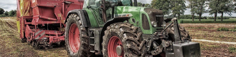 Construction machines - Farming machines