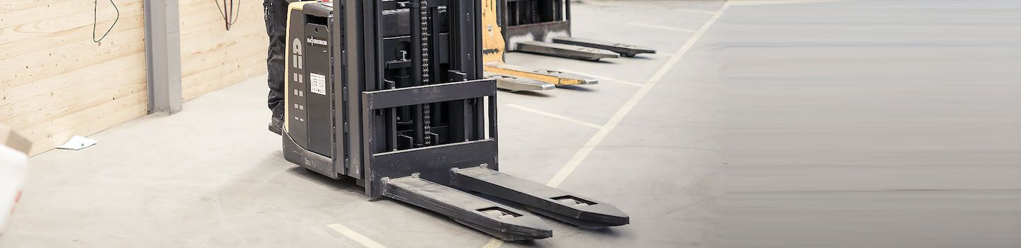Construction machines - Forklifts