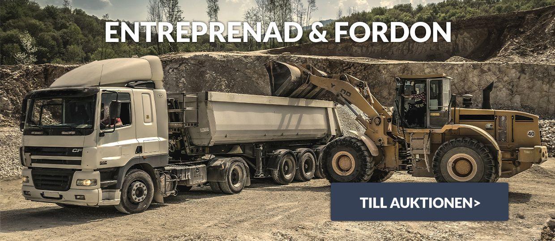 Fordon & Entreprenad