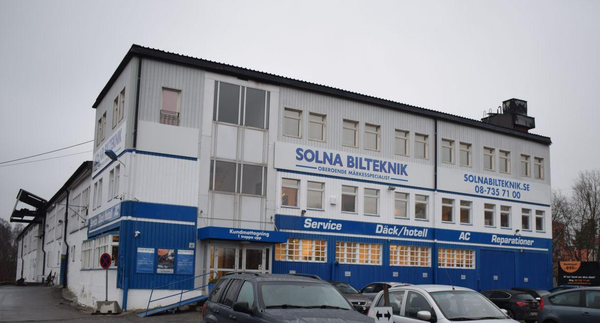 Sundbybergs Bilteknik AB i konkurs, del 2