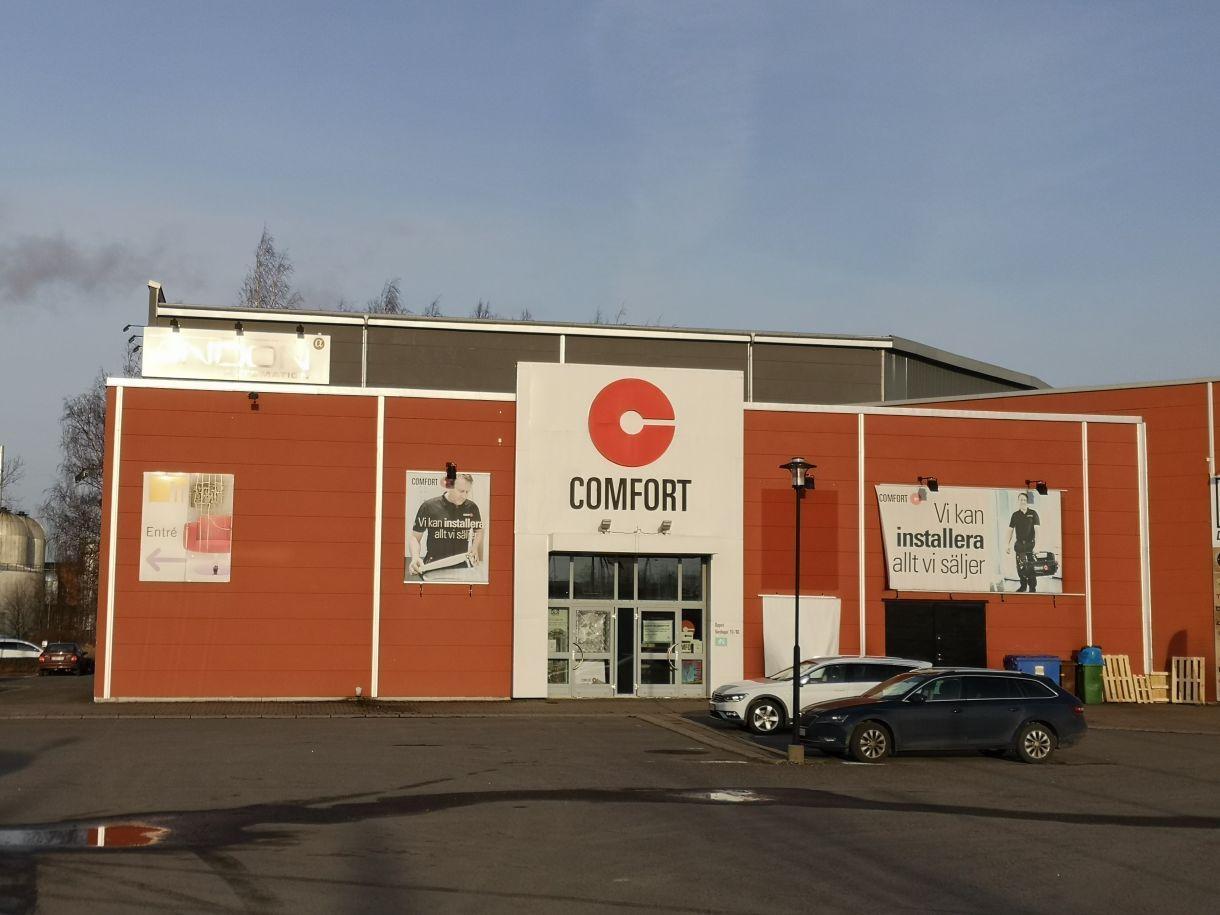 Comfort-butiken Vatten & Värme i Örebro AB i konkurs
