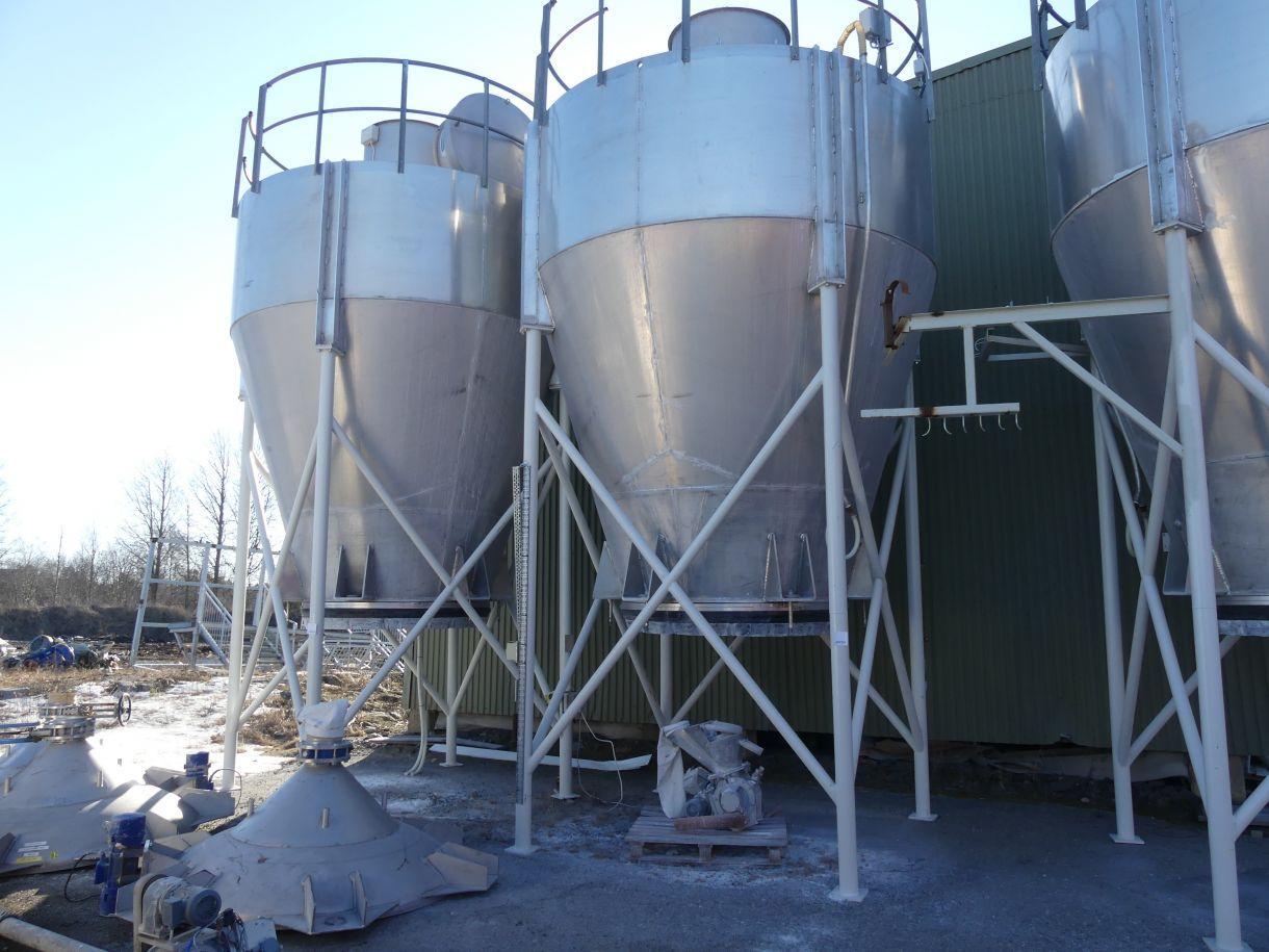 Golv och mattfabrik fd Armstrong World Industries