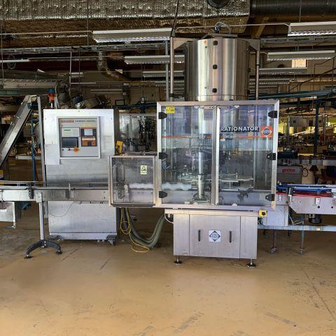 Avveckling av parfymfabrik