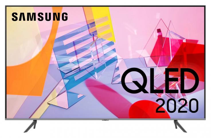 "Samsung QE65Q64TAUXXC 65"" QLED UltraHD 4K"